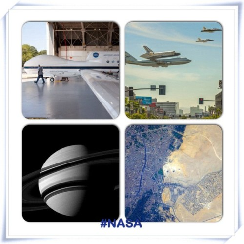 Space image collage #NASA #instacollage (Taken with Instagram)