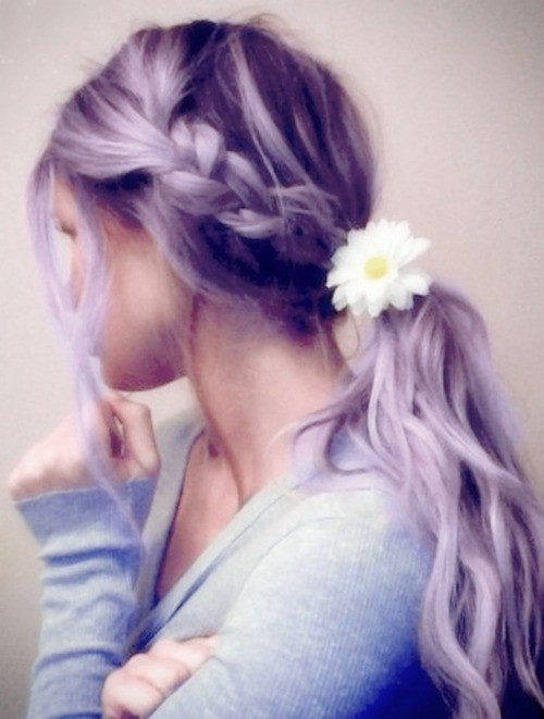 I reallllly want my hair to look like this! <3