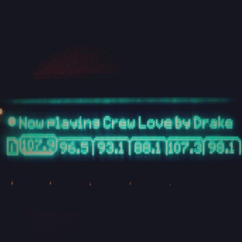 Well I know for a fact I ain't loving no ones damn crew!!! (Taken with Instagram)