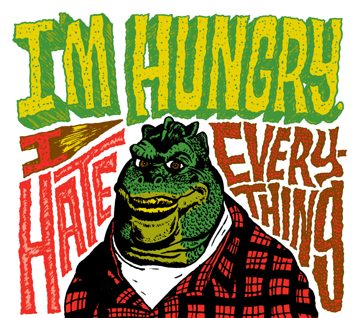 ahoyhoyyy:  Hungry Earl - Chris Piascik