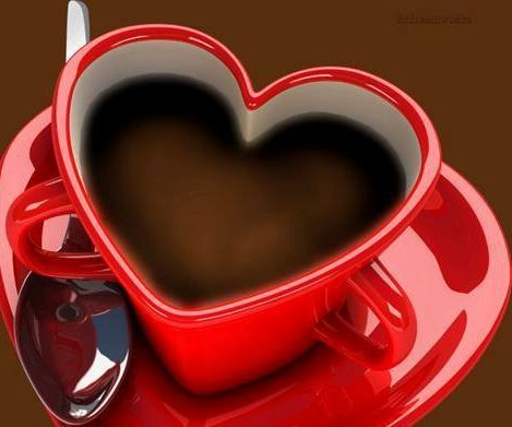 I love it coffee