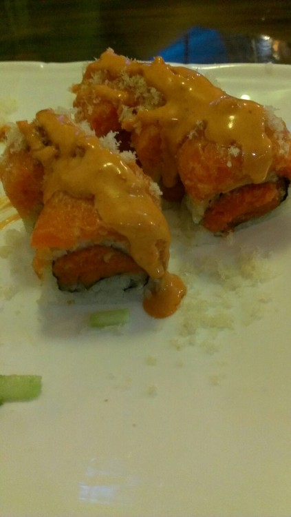 Spicy girl roll :… Amazing