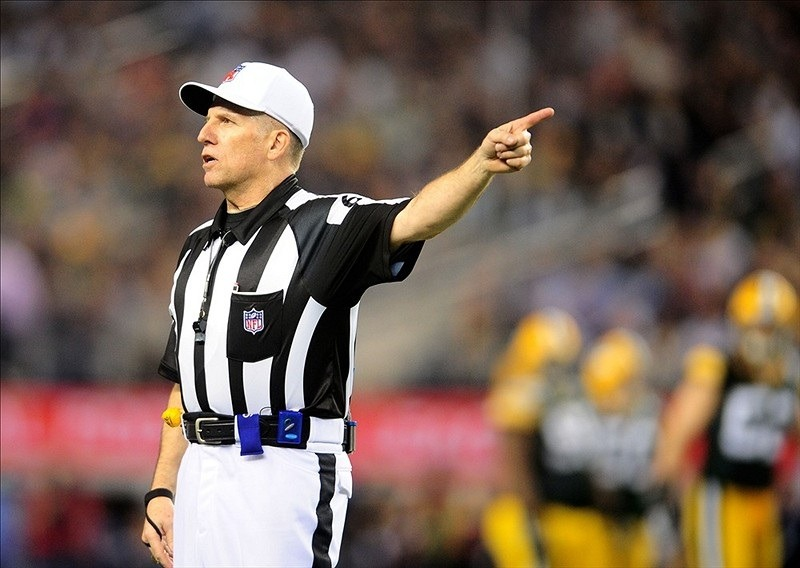 The deal is DONE. The replacement refs? They're done too. The NFL's regular officials are back and will be working beginning Thursday night!