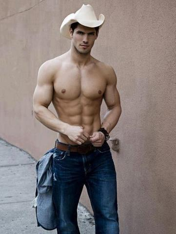 #hottie #cowboys #yummy