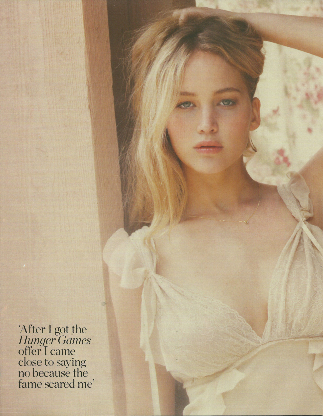 bohemea:  Jennifer Lawrence