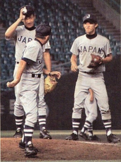 Big in Japan. Baseball that is.