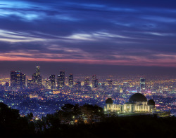 cornersoftheworld:  LA (by magnetic lobster)
