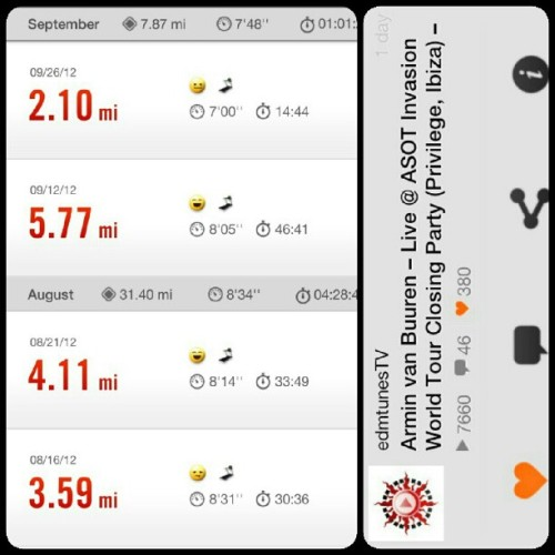 The burn on my leg is definitely fucking with my running  2.10 miles?! Are you kidding me? #sad #injured #running #runner #runnerd #fitspo #fitness #fitsagram #nikeplus #nikefuel #nike #findgreatness #makeitcount #meow (Taken with Instagram at 24 Hour Fitness)