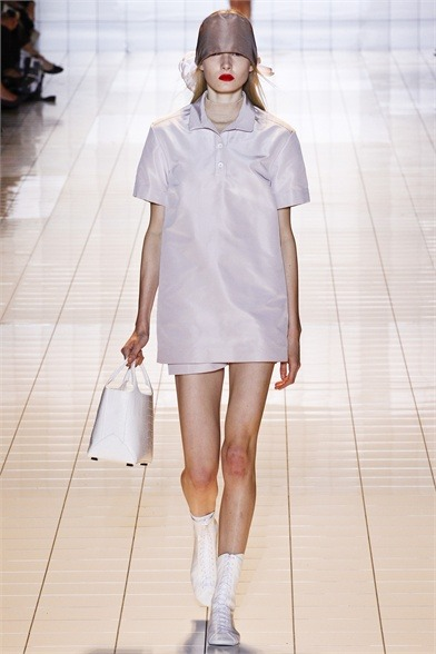 Rochas Spring 2013 Thank you Marco Zanini, just the right balance of sporty-chic and sugary sweet romantic