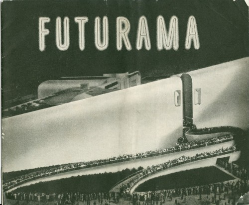 (via Capitalist Unrealism: Norman Bel Geddes' Futurama (1939))