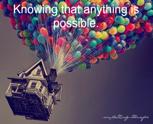Anything's possible ;)