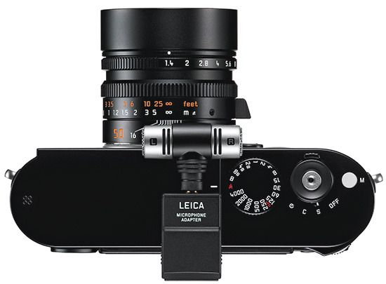 LEICA MICROPHONE ADAPTER SET…