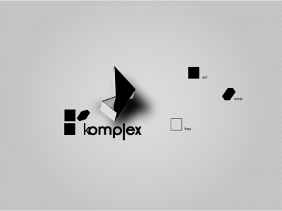 Branding for Komplex clothes