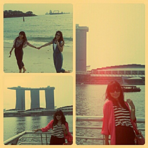 HappyHoliday #singapore #earlybird #instagram  (Taken with Instagram)