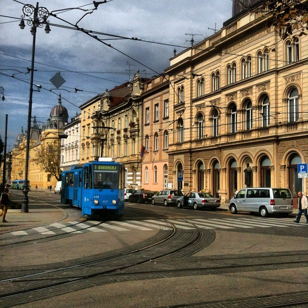 Zagreb Today - Taken with Instagram