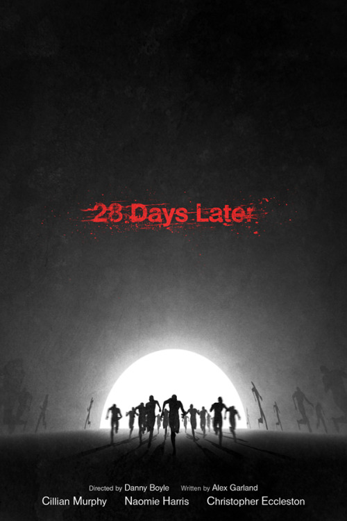 28 Days Later by dirtygreatpixels Available to buy here.  dirtygreatpixels on Facebook.