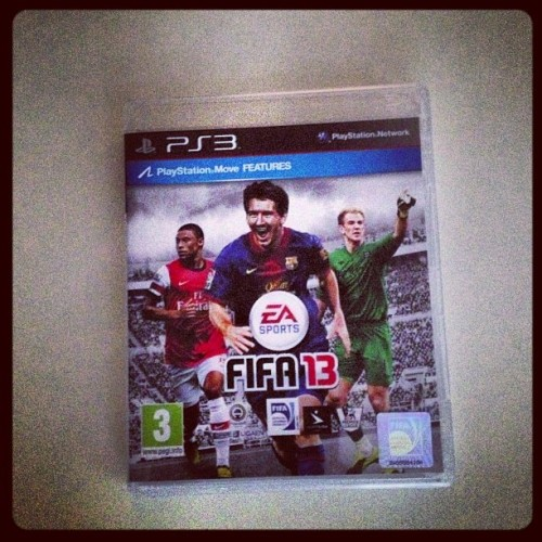 #time #to #play #fifa #13 #playstation #3 #instagram #instagame #Gametime #fotboll #instafun #instamood #instagrammers #followback #followme #teamfollow #igdaily #jj #sweden  (Taken with Instagram)