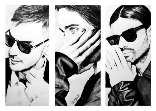 The Kings by ~eeella. This is AMAZING!!!