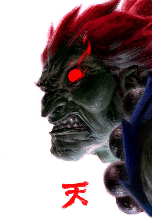freakun:  GOUKI // by monk-art