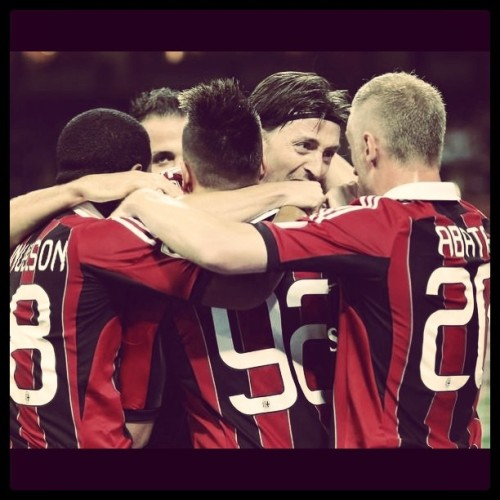 #acmilan #forzamilan  (Taken with Instagram)