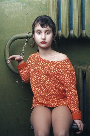 Sergey Bratkov, Polia, from the Kids I series, 2000 © Sergey Bratkov.