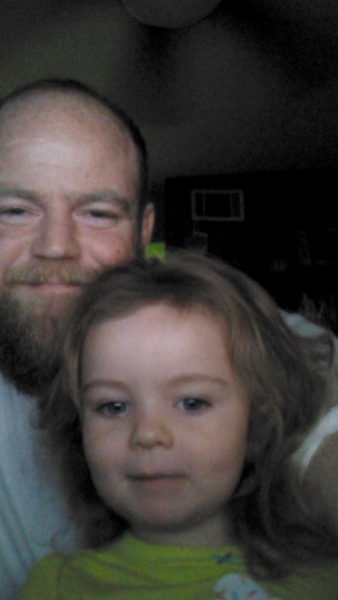 daughterofthebeard:  Daddy's little girl looking all grown…