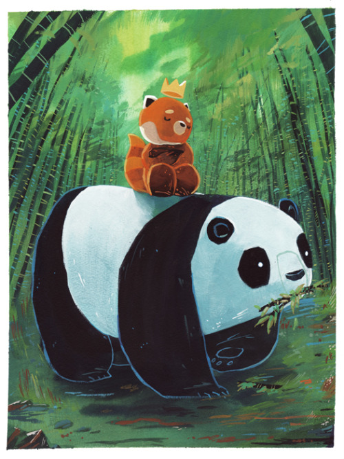 pavelbains:  tumblwip:  King  Yes, the Red Pandas are the kings.  The King of Pandas!!!