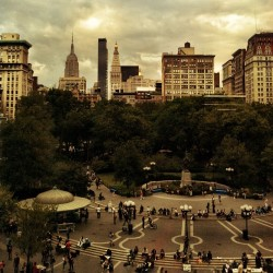 #unionsquare #nyc #newyork #park #scenery  (Taken with Instagram at Union Square Park)