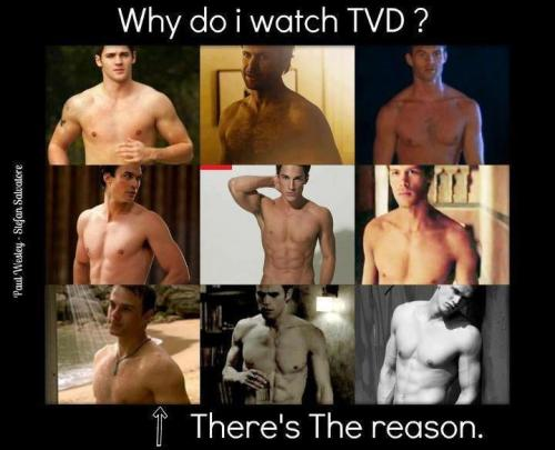 there's the reason why I watch TVD :D