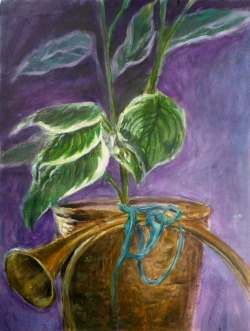 Finished Still Life.