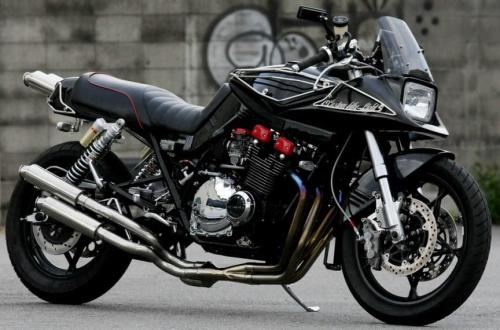 Stunning Suzuki Katana. Anyone have any info? Seen on Retro Wrench FB page  Like us on FB