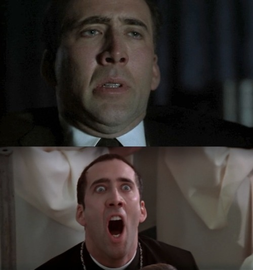 vicemag:  What's happening with Nicolas Cage's face? Megan Boyle investigates