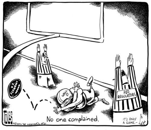 Cartoon by Tom Toles (The Washington Post)