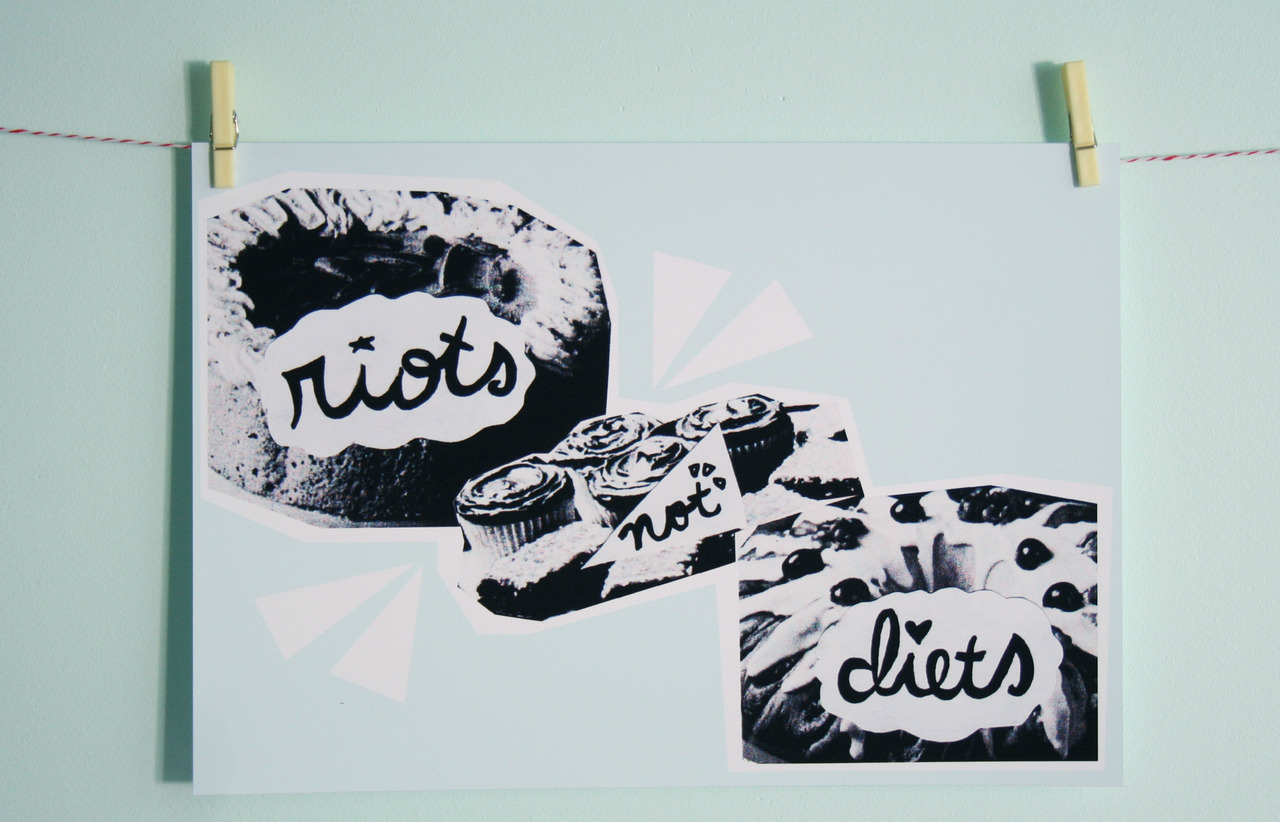 <3 New art prints available <3 moderngirlblitz.etsy.com // moderngirlblitz.storenvy.com