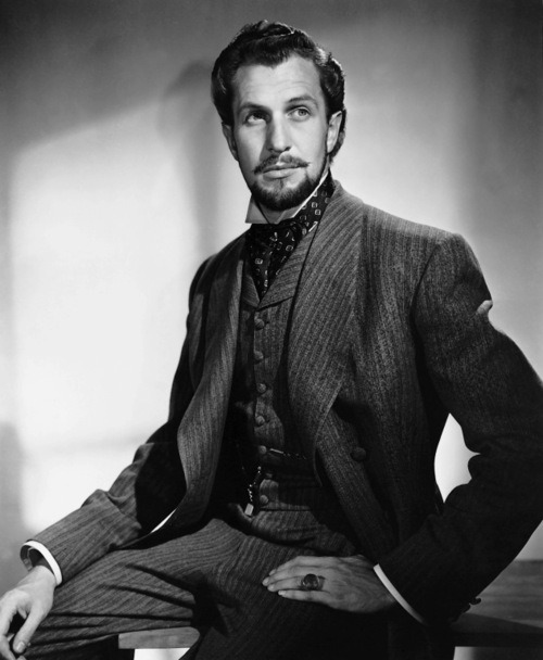 gothicrealm:  Vincent Price