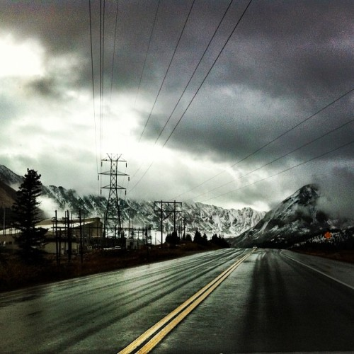 The road to #themeeting8, cont. #Snow is here. #Winter is coming.  (Taken with Instagram at Leadville, CO)