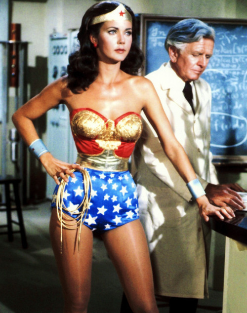 vintagegal:  Lynda Carter as Wonder Woman, 1970's