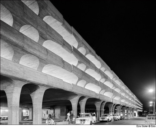 fkmodern:  Temple Street Parking Garage, New Haven Paul Rudolph 1962