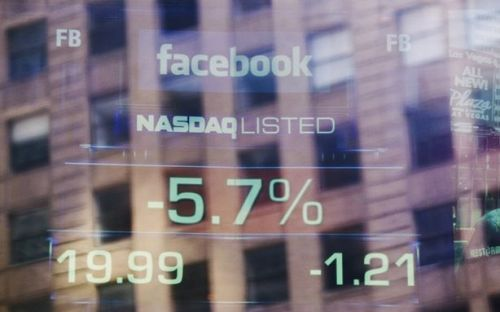 "stoweboyd:  theatlantic:  Facebook Has Officially Popped the Start-Up Bubble  Following Facebook's IPO we declared a bubble burst and now we're seeing that hit the start-up ecosystem as investor money becomes harder to find. ""The frothy bubble is over,"" an analyst told The Wall Street Journal's Pui Wing Tam and Amir Efrati. And that defrothing has happened in large part because of Facebook's performance over the last three months. It's not just the social network's stock that has failed to boom in the months following its public offering, fledgling tech companies are now having a hard time raising money, as a result. Rather than just fork over the bucks to an up-and-coming app, investors have a new found curiosity in potential profitability and revenue. See: investors want to put money into companies that will bring mega riches. Before, users were enough to feed those fantasies. But Facebook's wimpy stock has since crushed that dream, making it harder for these other social media start-ups to convince investors to buy in.   Read more. [Image: Reuters]  The growth bubble has popped for tech, too, not just in finance and housing.  heeeyyy it finally happened."