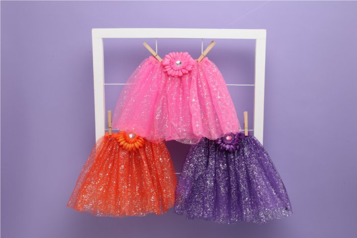 Things to love: Fancy frills for twirly girls!