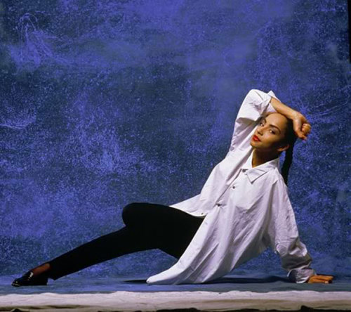 Sade - nobody mixes strong style with elegance quite like she does.