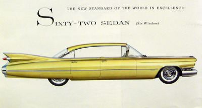 1959 CadillacSixty-Two Six-Window Hardtop by coconv on Flickr.