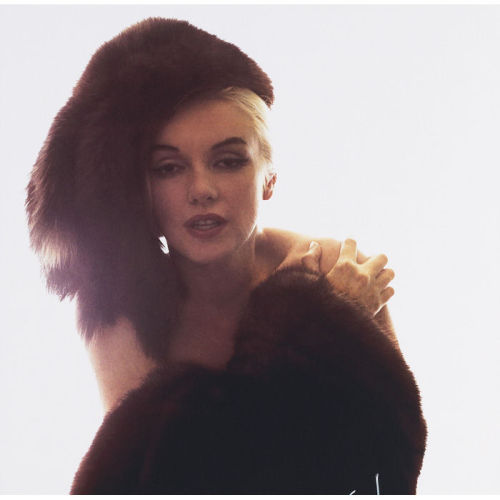 1962: Marilyn by Bert Stern.