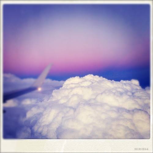 marshmallow madness. #inflight #beautiful  (Taken with Instagram at Hotel St Paul)