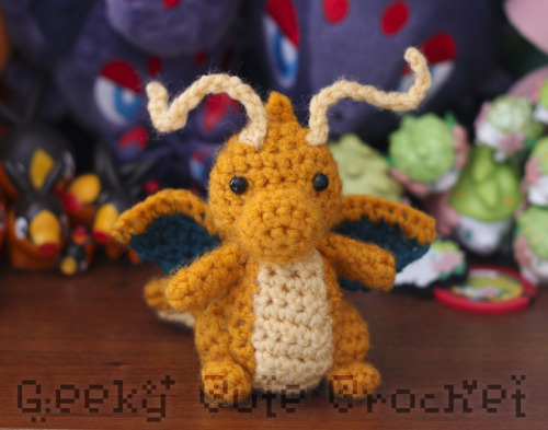 A custom order for a Dragonite.