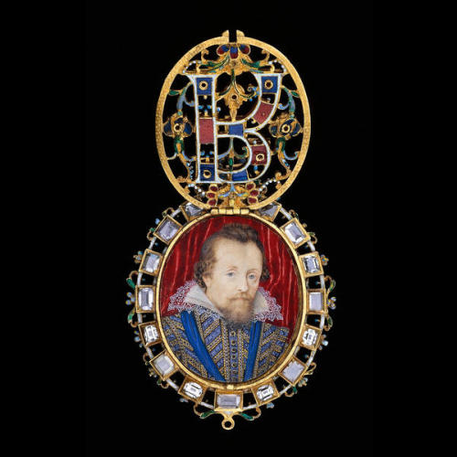 'The Lyte Jewel', 1610-11 - Nicolas Hilliard