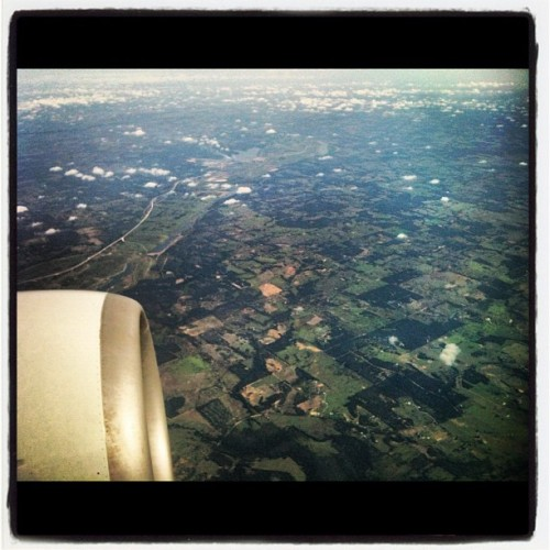 Bye Austin. Was fun. (Taken with Instagram)