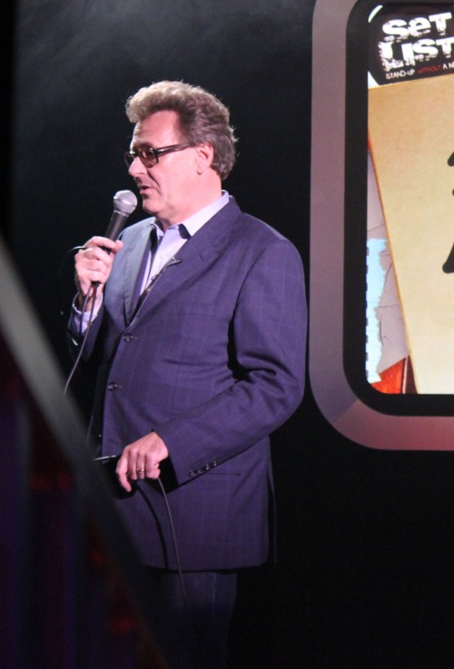 setlistcomedy:  Greg Proops from our LA Taping.  He'll be on the series this Autumn in Ireland and the UK.