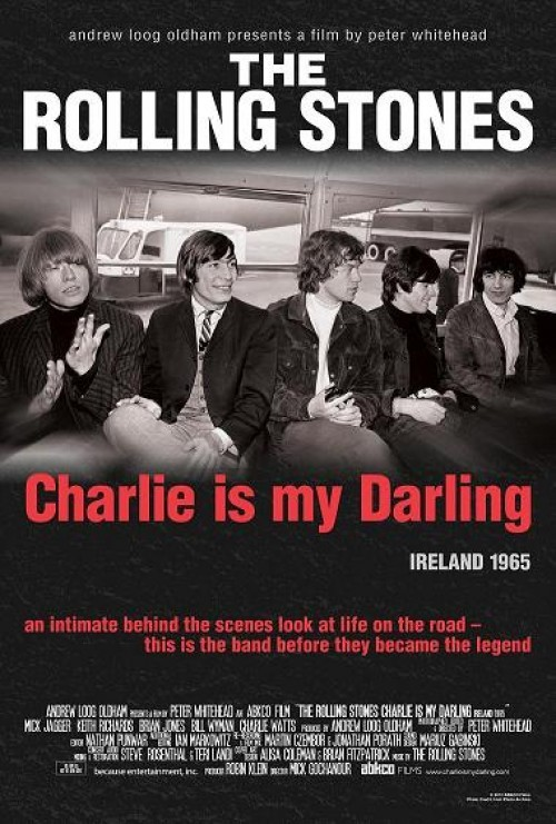 A 1965 documentary commissioned by Andrew Loog Oldham on The Rolling Stones entitled Charlie Is My Darling - Ireland 1965 is finally seeing a release. More on that at the New York Times. It was filmed only weeks after (I Can't Get No) Satisfaction was released.