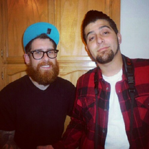 dtafoto:  Fucking wasted! @sirbeardsly #tbt  (Taken with Instagram)